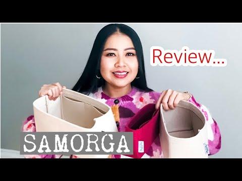 Samorga Review รีวิวตัวจัดระเบียบกระเป๋าจาก Samorga   First Impression