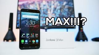 Asus Zenfone 3 Max ZC553KL Review Indonesia - Spesialis yang Berevolusi
