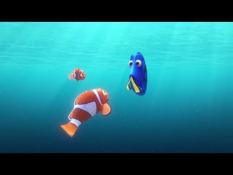 Finding Dory AU Trailer | Disney Pixar Official HD | On Blu-ray, DVD and Digital NOW