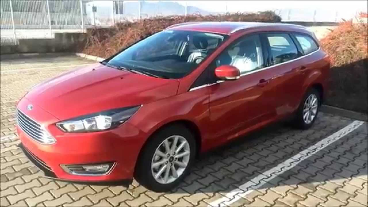 ford focus 2015 wagon candy red youtube. Black Bedroom Furniture Sets. Home Design Ideas