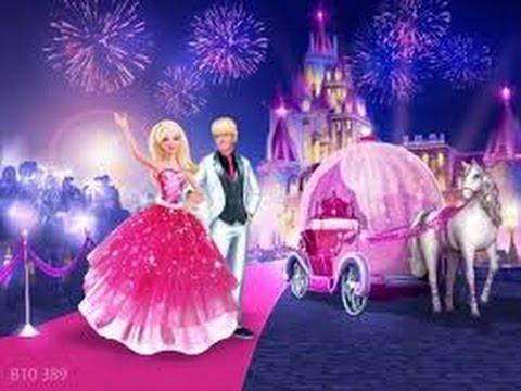 Barbie A Perfect Christmas 2017 Barbie movies full Barbie cartoon Movies In English - YouTube