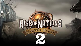 Rise of Nations: Extended Edition #2 - Наступление на Каракорум