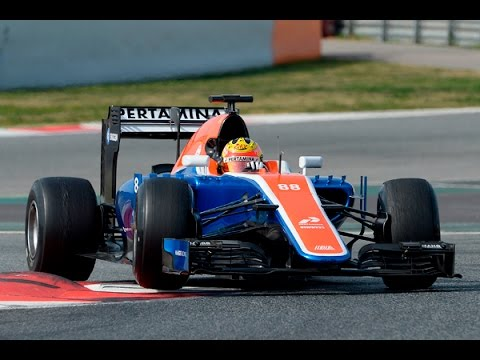 Rio Haryanto F1 2016