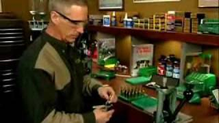 Jim Scoutten RCBS Single Stage Reloading