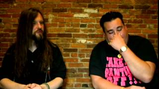 Interview with All that Remains Guitarist Oli Herbert 5/15/15
