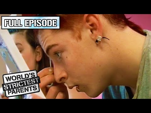 The Utah Family | Full Episodes | World's Strictest Parents UK