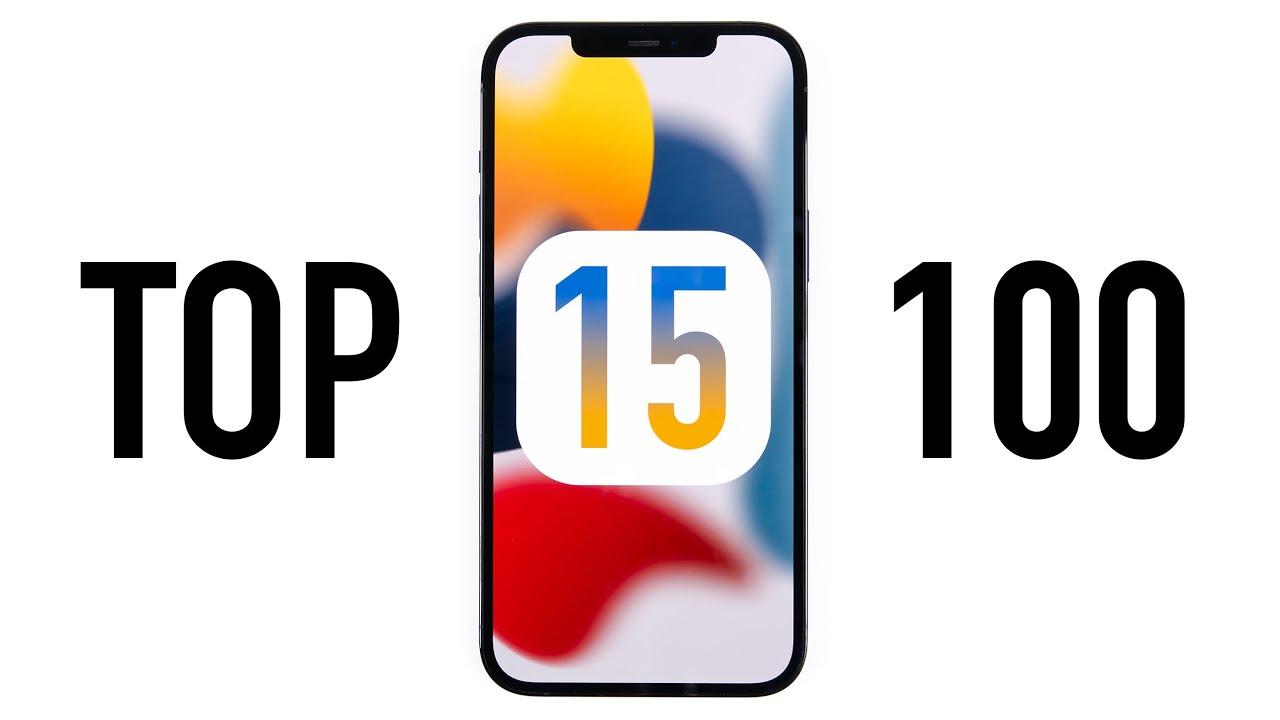 Download iOS 15 ist da! - Was ist neu? | TOP 100 Highlights