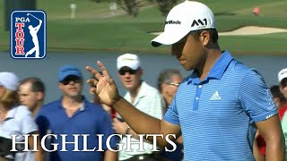 Xander Schauffele extended highlights | Round 4 | TOUR Championship