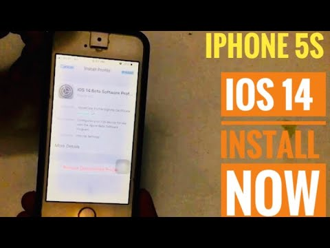 How to install iOS 14 beta 5 on any iPhone