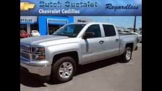 2014 Chevrolet Silverado LT Crew Cab- Pascagoula, MS- Mississippi