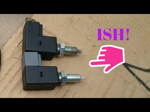 HYUNDAI ENTOURAGE STOP ACCELERATING : LOSES POWER: ESC Light: (Code P1295)  How to fix Brake problem