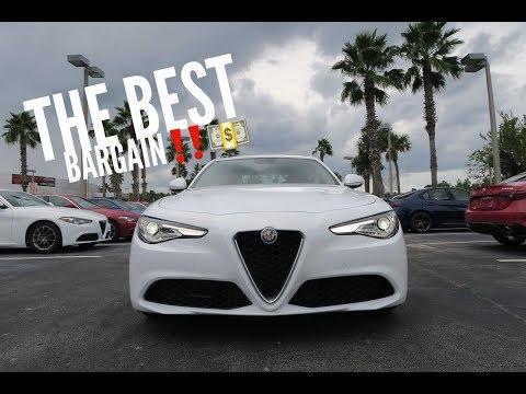 The Cheapest 2019 Alfa Romeo Giulia You Can Buy!