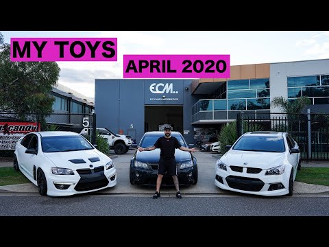 MY TOYS! (APRIL 2020) VE / VF CLUBSPORT / MALOO / AMG / RAPTOR