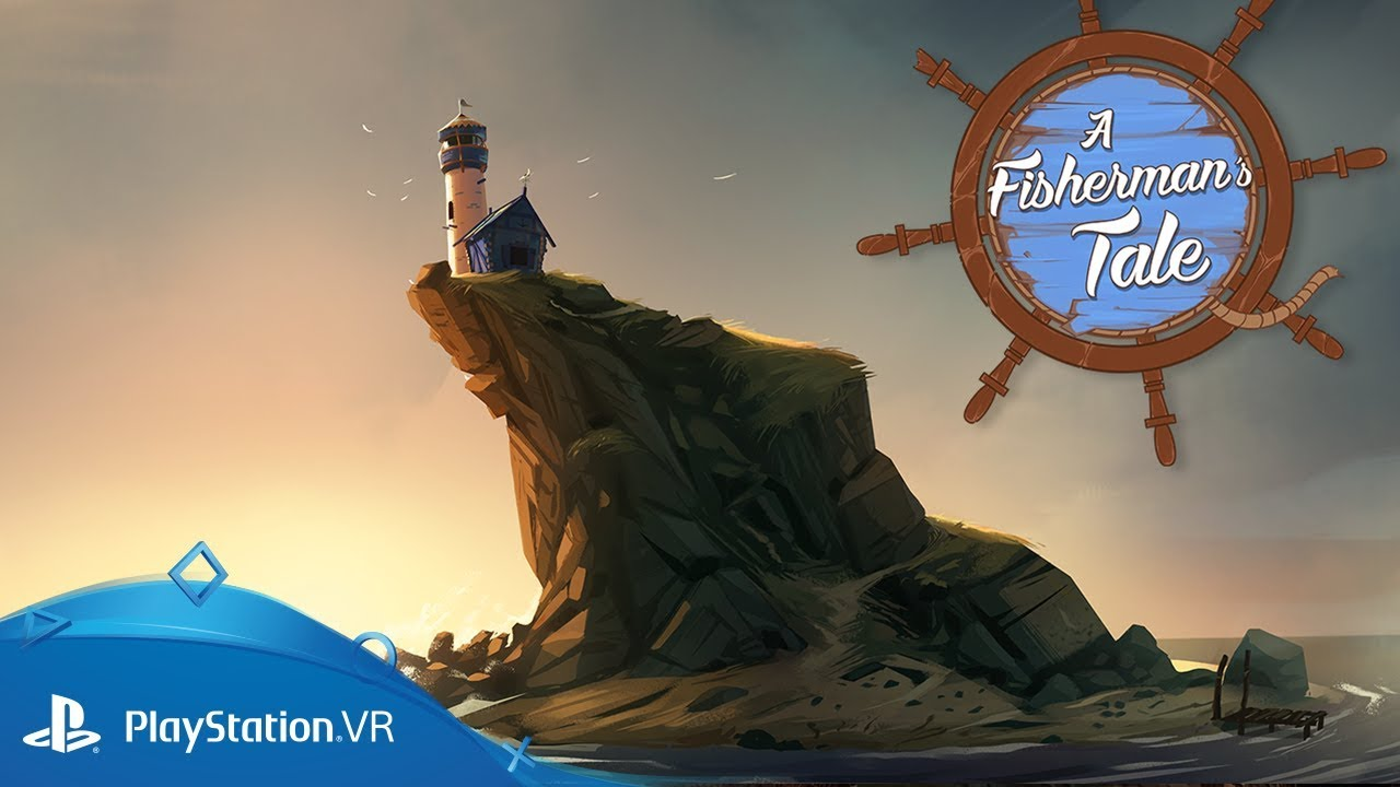 A Fisherman's Tale | Announce Trailer | PS VR