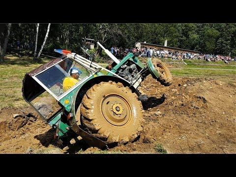 Tractor Show - Traktoriáda Horní Planá 2018