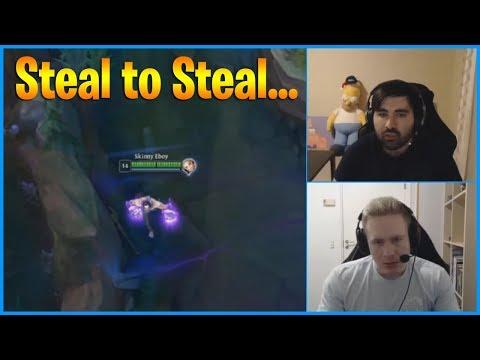 Steal To Steal...LoL Daily Moments Ep 807