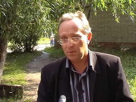 Кузнецк, август 2006, Холод в доме по ул.Леваневского,7