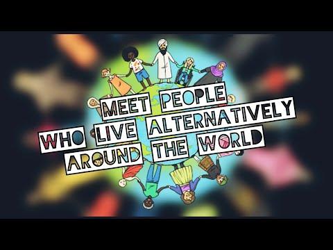 Voices of GEN | Global Ecovillage Network | Community for a Regenerative World | Auroras Eye Films