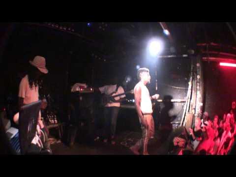 BEENIE MAN in Vienna live 20150905