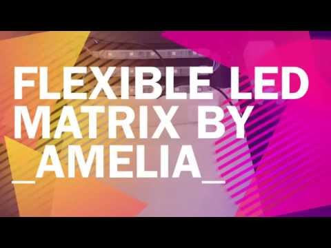 Flexible LED Matrix: 6 Steps (with Pictures)