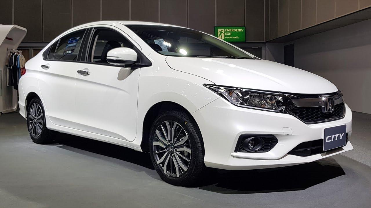 Honda City 1.5 SV CVT ราคา 736,000 บาท