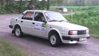 40. BOHEMIA DRIVE Rally Příbram 2020 | 114 | Václav Horn - Stanislav Jelínek ml.