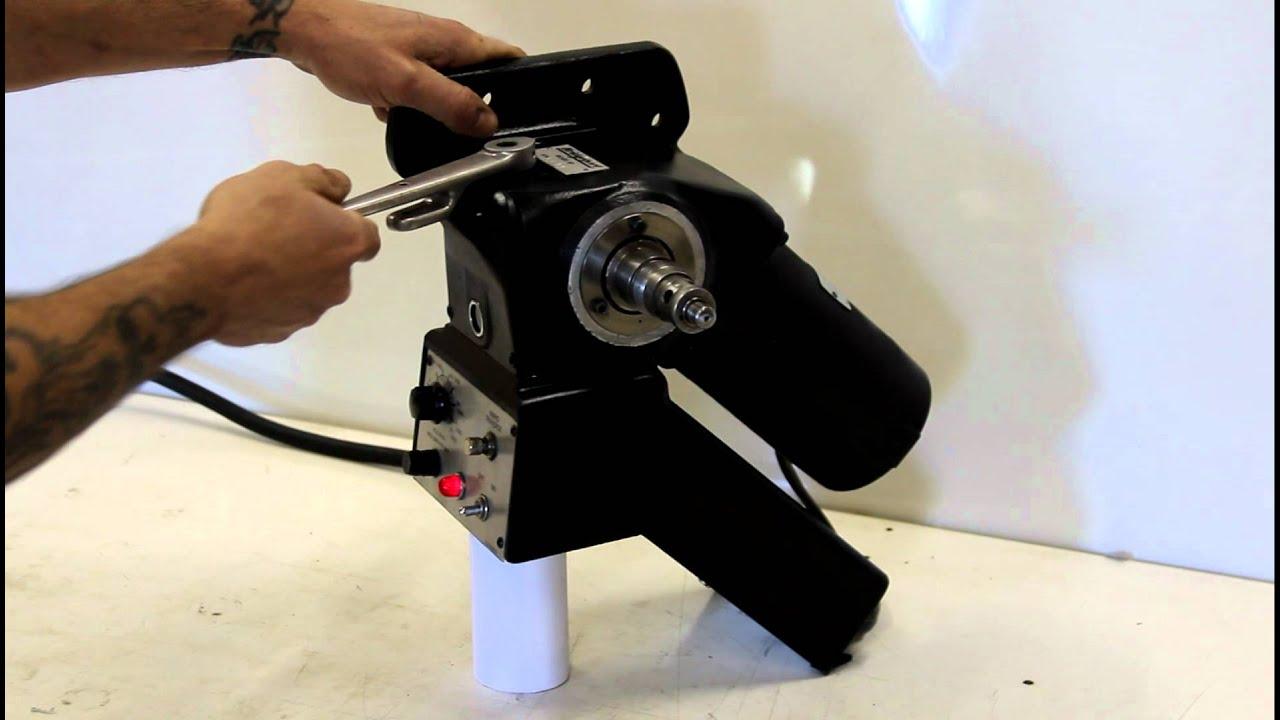 power feed milling machine