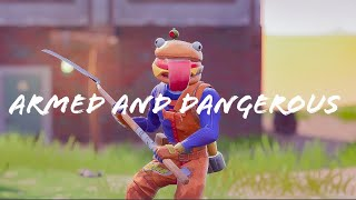 Fortnite Armed And Dangerous