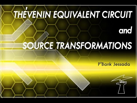 Circuit Theory: Thevenin and Source Transformation