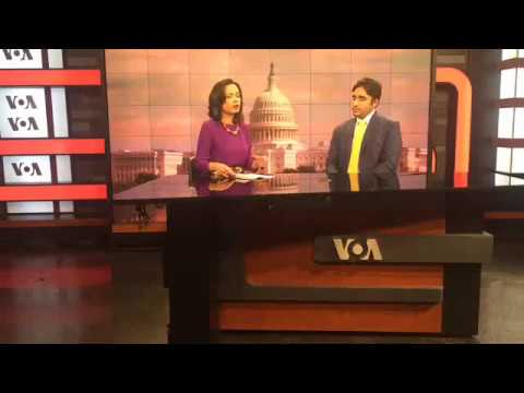 Bilawal Bhutto Zardari conversation at Voice of America