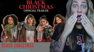 Black Christmas Official Trailer REACTION and Review