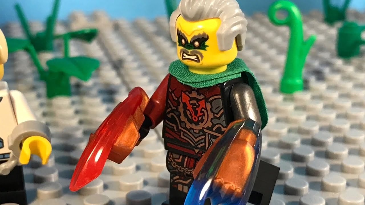 Lego ninjago lost in time episode 5 the time is near - Ninjago episode 5 ...