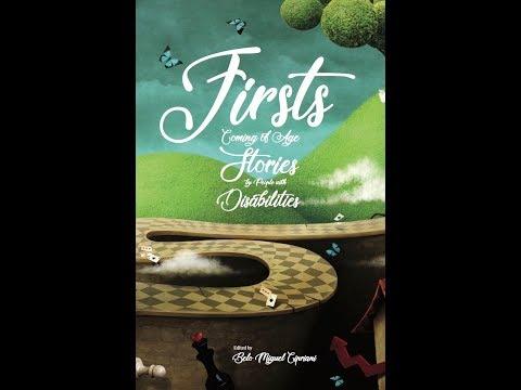Firsts - Episode 1: David-Elijah Nahmod (Descriptive Audio for the Blind & Closed Captions)