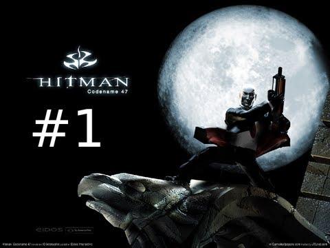 Let's Play: Hitman - Codename 47 Gameplay #1 - Psychiatrie? Training? [German/Deutsch/Blind] [HD]