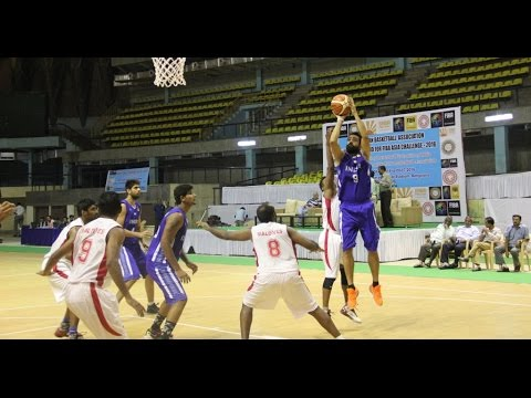India vs Maldives [South Asian Basketball Qualifiers 2016]