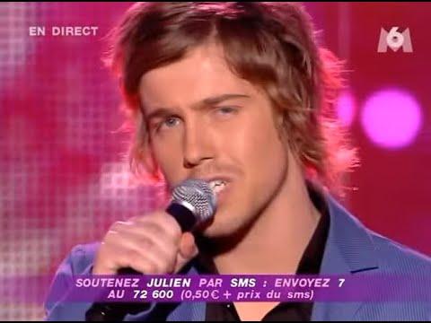 Julien Doré - Moi... Lolita - Nouvelle Star 2007 (avec commentaires)