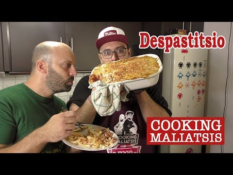 Cooking Maliatsis - 74 - Despastitsio