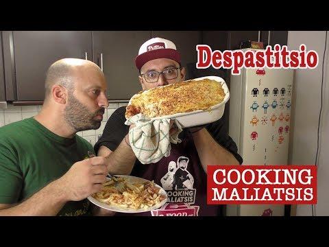 Cooking Maliatsis - 74 - Despastitsio