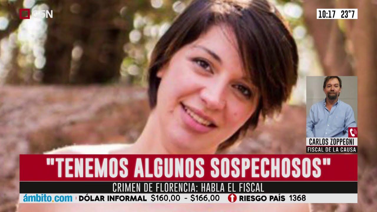 Crimen de Florencia: habla Carlos Zoppegni, Fiscal de la causa