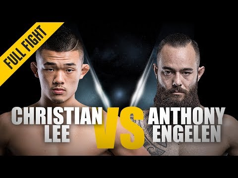 ONE: Full Fight | Christian Lee vs Anthony Engelen | Teenage Sensation | March 2016 Mp3