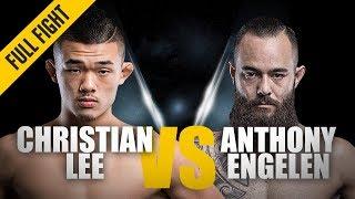 ONE: Full Fight   Christian Lee vs Anthony Engelen  Teenage Sensation   March 2016