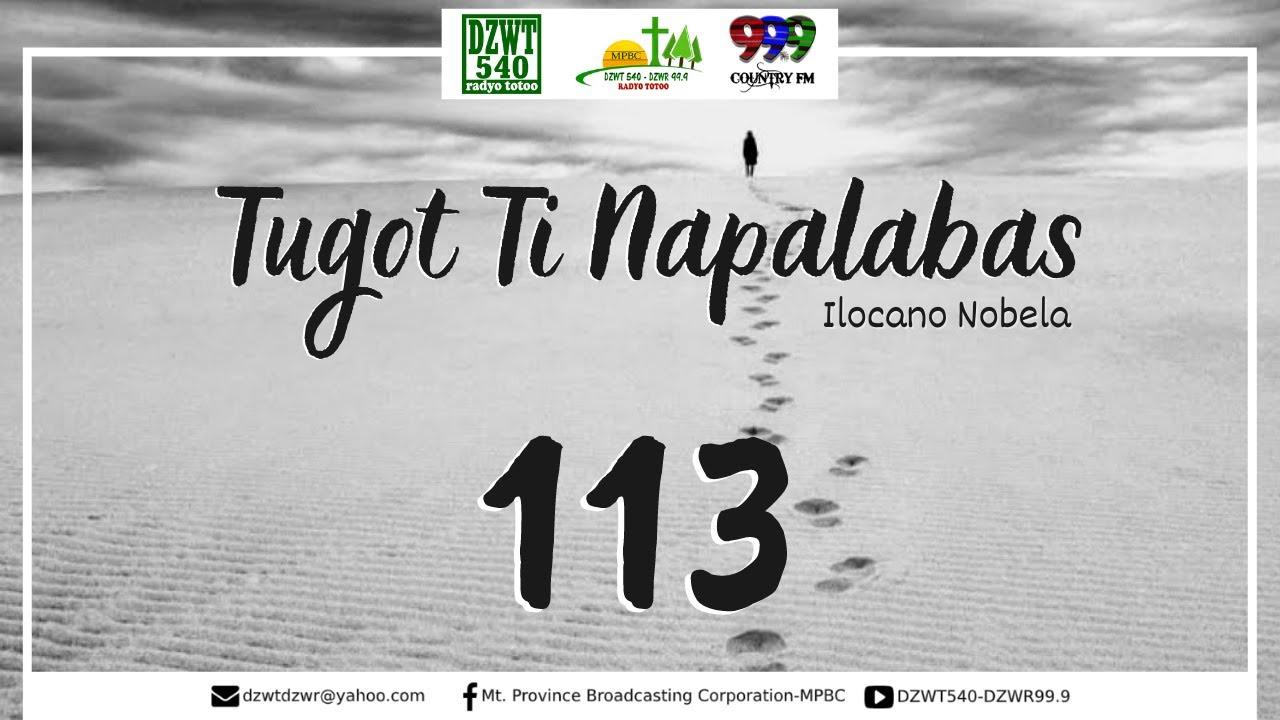 Download TUGOT TI NAPALABAS - EP. 113   October 22, 2021