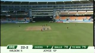 2nd Twenty20 International - West Indies v Ireland live from Sabina Park