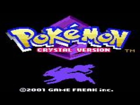 Pokemon Crystal, Just for you guys!