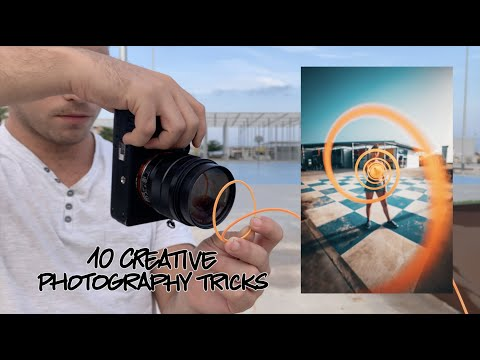 Video: 10 in-camera tricks for capturing unique images without Photoshop
