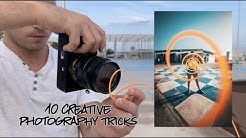 10 PHOTOGRAPHY TRICKS TO GO VIRAL by Jordi Koalitic
