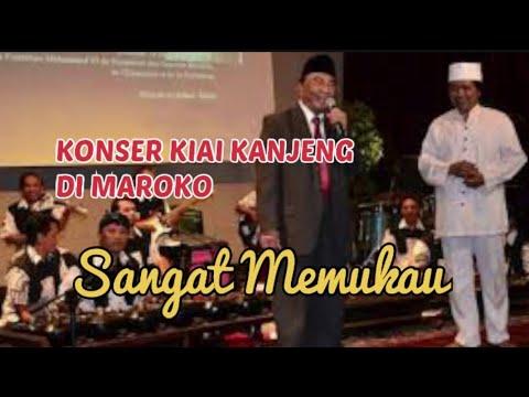 Konser Kiai Kanjeng di Maroko Sangat Memukau