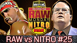 "Raw vs Nitro ""Reliving The War"": Episode 25 - March 18th 1996"
