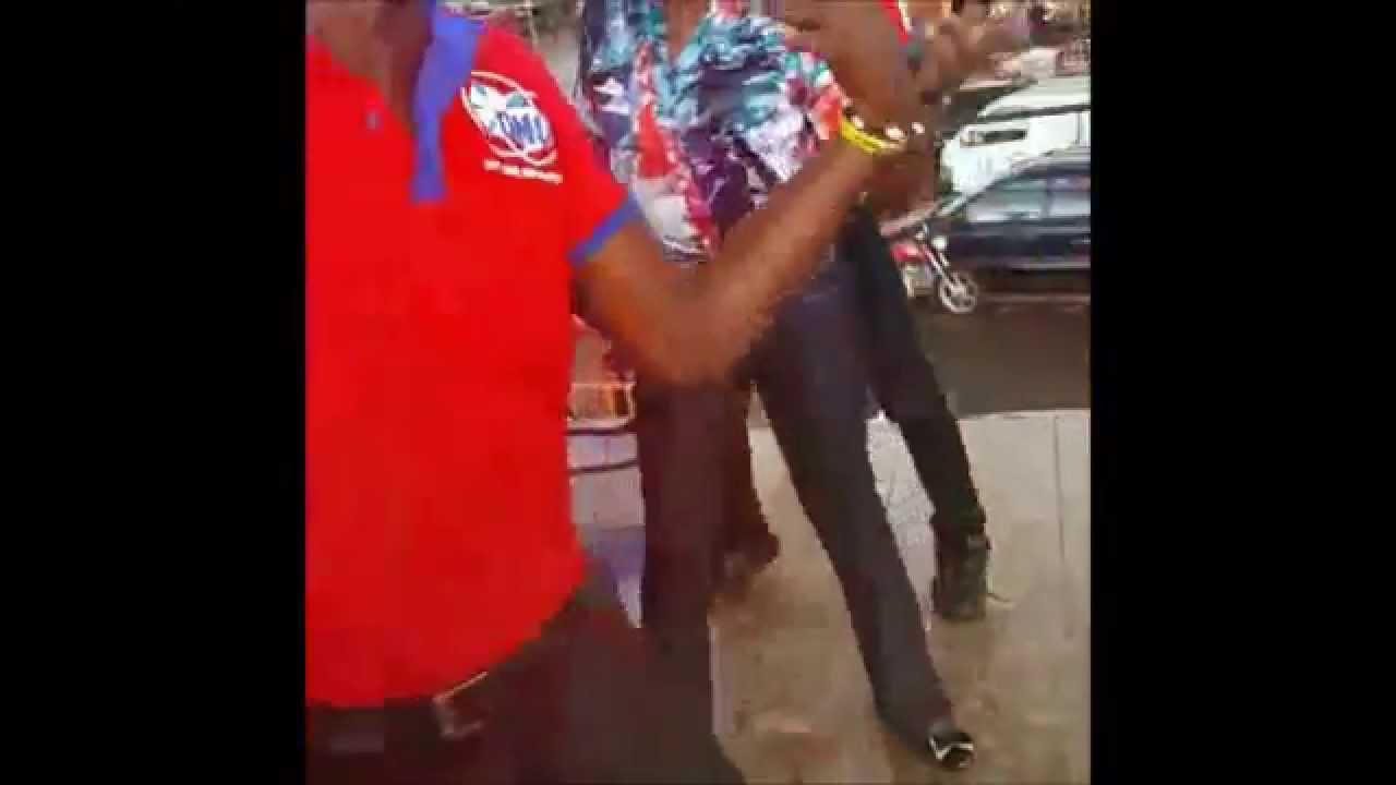 Download Part 2: Funke Akindele Dances Shoki With Omo Fast Action