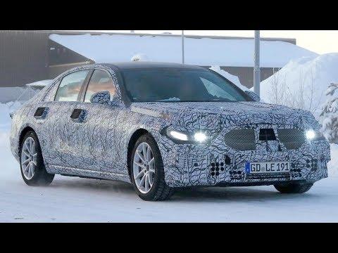 2020 Mercedes S Class Spy Video